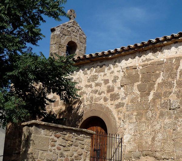 Capilla Sant Joan de Puig-redon