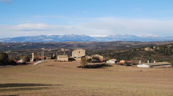 26.01.2015 vista general  Ardèvol -  Ramon Sunyer