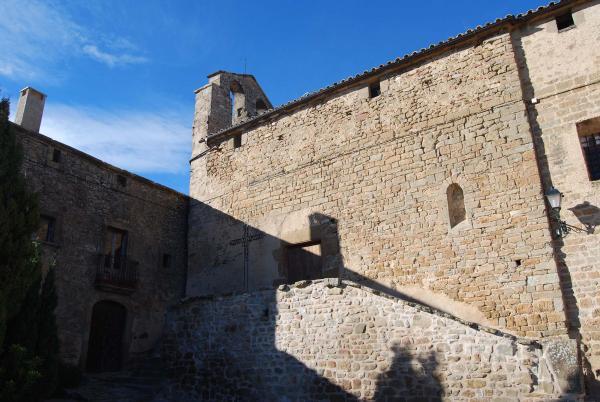 Església de  Sant Vicenç - Autor Ramon Sunyer (2015)