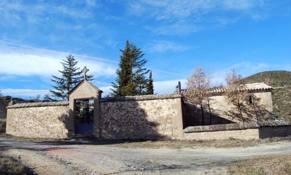 26.01.2015 cementiri  Pinós -  Ramon Sunyer