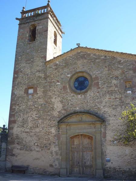 12.09.2012 Església de Sant Pere  Matamargó -  Isidre Blanc