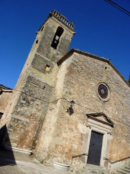 18.04.2011 Església de Sant Pere  Vallmanya -  Isidre Blanc