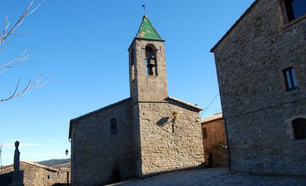 26.01.2015 Church Sant Ponç  68 - Author Ramon Sunyer