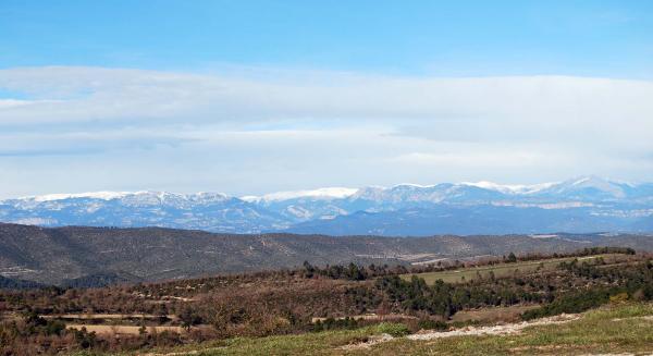 26.01.2015 Paisatge  La Molsosa -  Ramon Sunyer