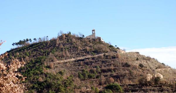 Castell de  la Molsosa - Autor Ramon Sunyer (2015)