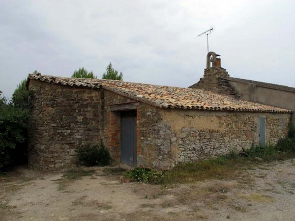 29.09.2012 Capella de Santa Eulàlia  La Molsosa -  Joan Creus