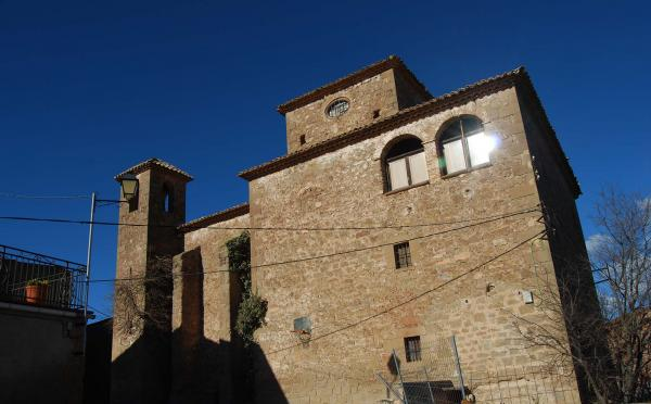 30.12.2014 Església Sant Salvador  Vilalta -  Ramon Sunyer