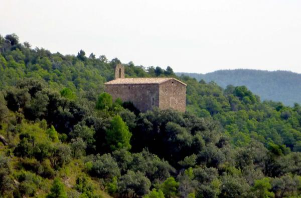 26.09.2013 Ermita de Santa Perpètua  Vilanova de l'Aguda -  Isidre Blanc