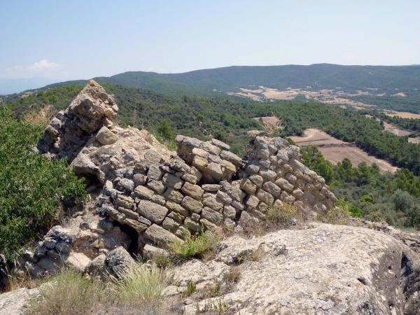 20.06.2014 Castell de Valldàries  Vilanova de l'Aguda -  Isidre Blanc