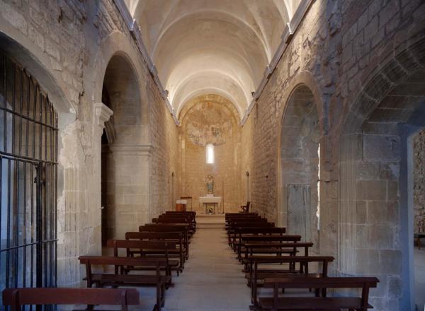 Església de  Santa Maria del castell - Autor Pol Mayer (2011)