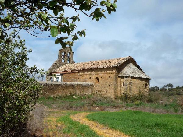 Ermitage de  Sant Silvestre de Serralta - Auteur Isidre Blanc (2014)
