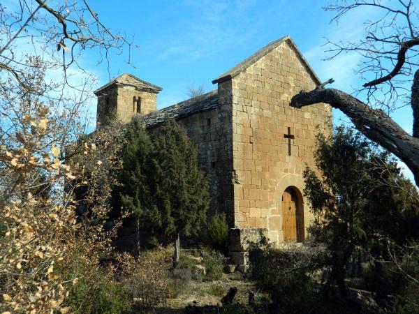 01.01.2013 Church Santa Maria de la Serra de Castellar  99 - Author Jordi Amorós