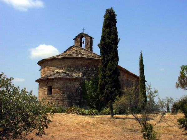 Church of  Santa Magdalena dels Arquells - Author Antonio Saez (2013)