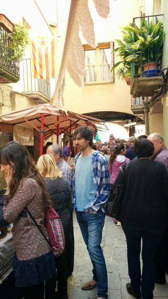 03.04.2015 carrer nou  Torà -  Ramon Sunyer