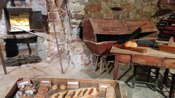 03.04.2015 museu del pa  Torà -  Ramon Sunyer
