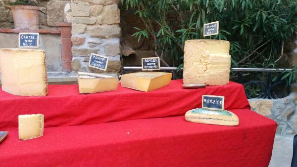 03.04.2015 formatges  Torà -  Ramon Sunyer