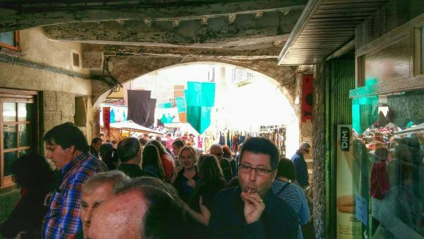 03.04.2015 portal nou  Torà -  Ramon Sunyer