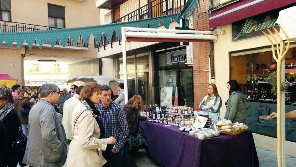 03.04.2015 Plaça del pati  Torà -  Ramon Sunyer