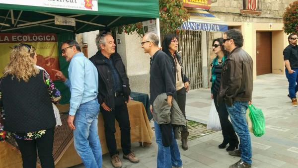 03.04.2015 Vedella ecològica de Biosca  Torà -  Ramon Sunyer