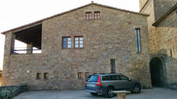 05.04.2015 La Torre  Sant Just d'Ardèvol -  Ramon Sunyer