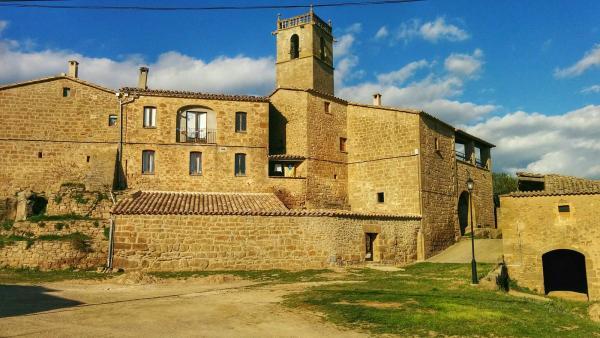 05.04.2015 vista general  Sant Just d'Ardèvol -  Ramon Sunyer