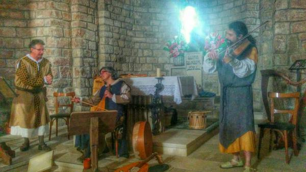 03.04.2015 Actuació de A-Chantar  L'Aguda -  Ramon Sunyer