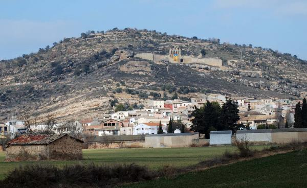 08.02.2015 Castell  Sanaüja -  Ramon Sunyer
