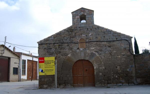 08.02.2015 Santa Magdalena  Sanaüja -  Ramon Sunyer