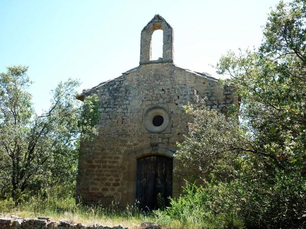 05.06.2010 Ermita Sant Miquel del Mas d'en Forn  11 - Autor Isidre Blanc