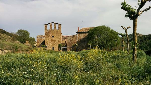 26.04.2015 Priorat  Castellfollit de Riubregós -  Ramon Sunyer
