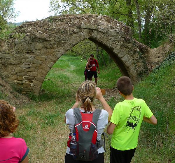 26.04.2015 Pont del Diable  Torà -  xavi