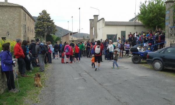 28.04.2015 Sortida caminada  -  Sònia
