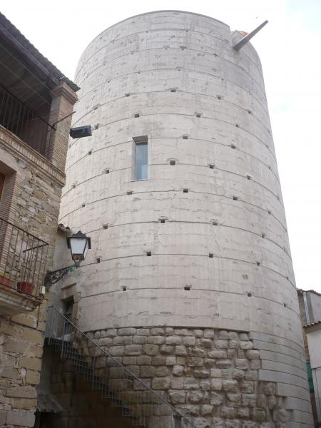 Tower of  del Moro - Author Sònia Castelló (2015)