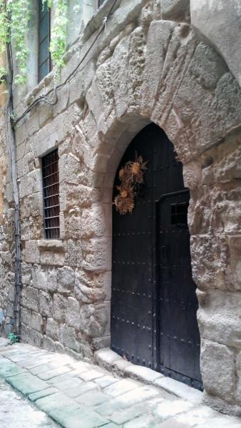 Edifici Casa dels Cardona - Autor Ramon Sunyer (2015)