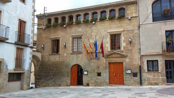 04.05.2015 Casa de la vila  Torà -  Ramon Sunyer