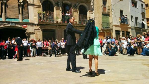 03.05.2015 Dansa  Torà -  Ramon Sunyer