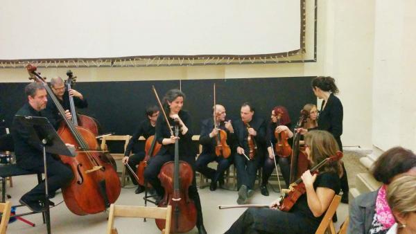03.05.2015 Orquestra Simfònica Julià Carbonell  Torà -  Ramon Sunyer