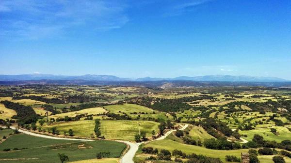 10.05.2015 Paisatge de la Vall  Palou -  Ramon Sunyer