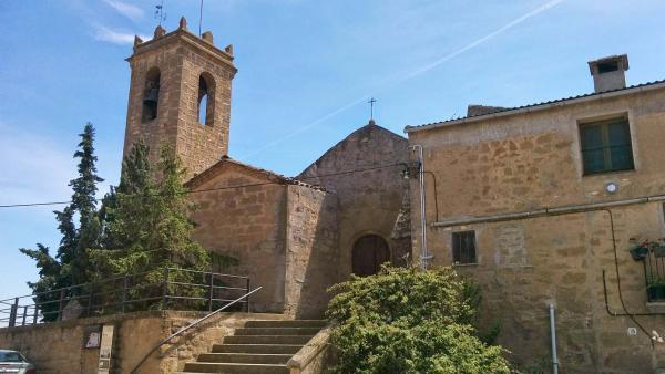 Church of  Sant Ponç - Author Ramon Sunyer (2015)