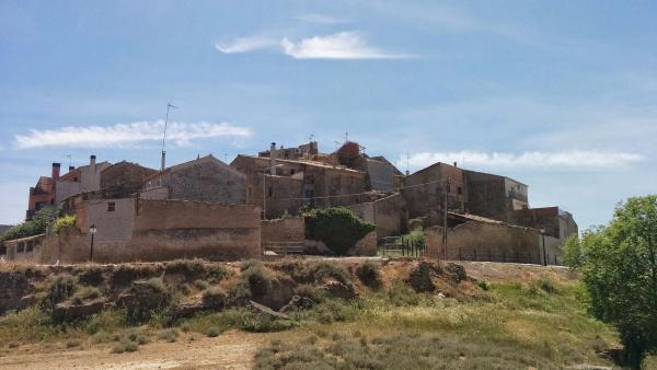 10.05.2015 vista del poble  Palou -  Ramon Sunyer