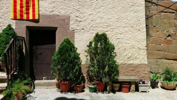 10.05.2015 detall façana  Palou -  Ramon Sunyer