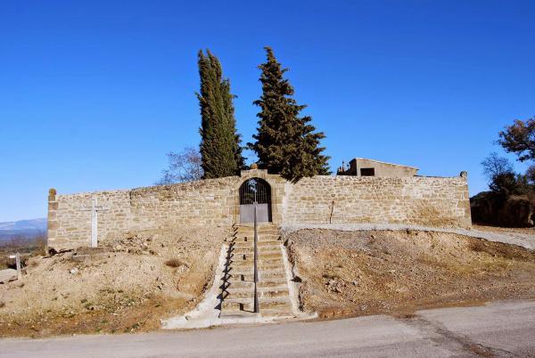 02.01.2015 cementiri  Palou -  Ramon Sunyer