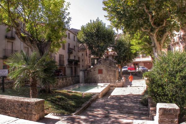 Espai Font de la Vila - Autor Ramon Sunyer (2010)