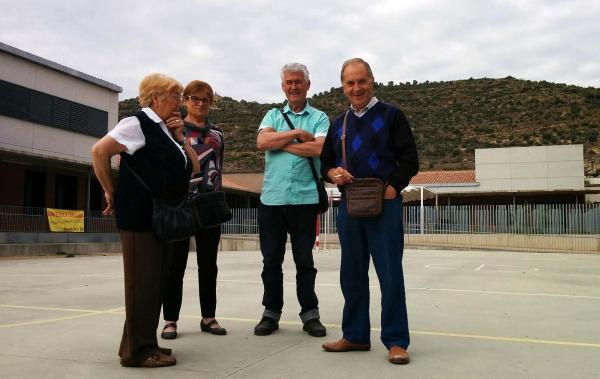 24.05.2015 Membres de la candidatura JpT-INSE  Torà -  Ramon Sunyer