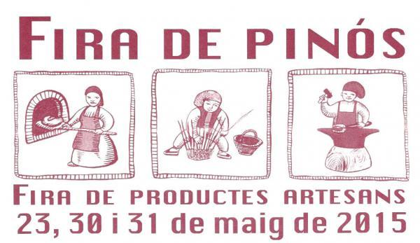 cartell XXII Fira de Pinós