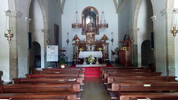 31.05.2015 església de santa Maria  Pinós -  Ramon Sunyer
