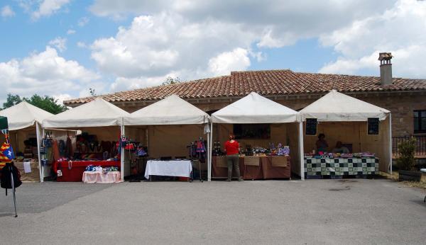 31.05.2015 fira de productes artesans  Pinós -  Ramon Sunyer