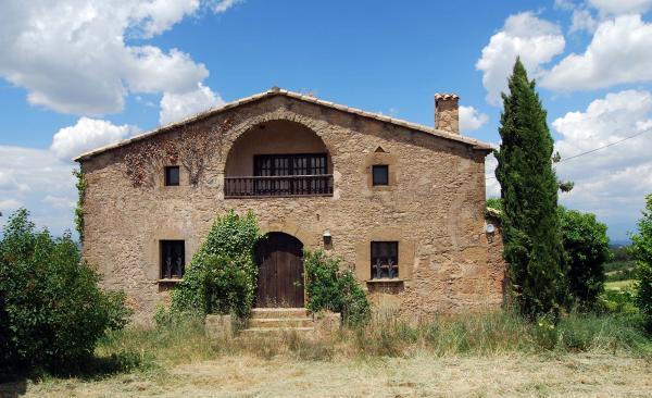 31.05.2015 masia  Pinós -  Ramon Sunyer