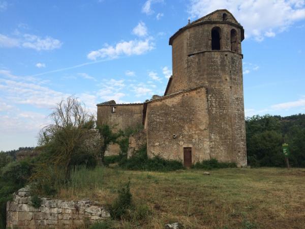 02.06.2015 església  Llanera -  Grans Reptes