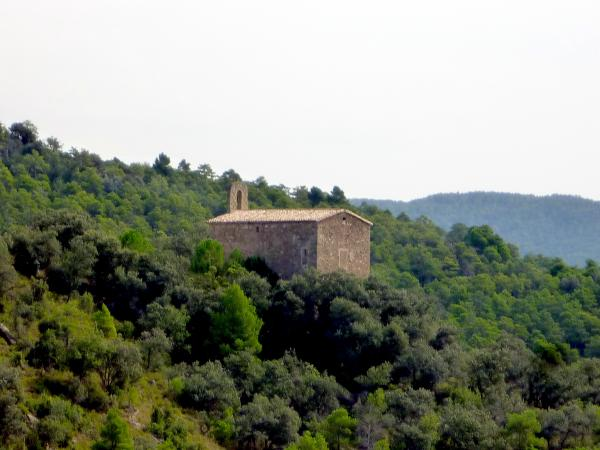11.06.2015 Ermita de Santa Perpètua  Vilanova de l'Aguda -  Isidre Blanc